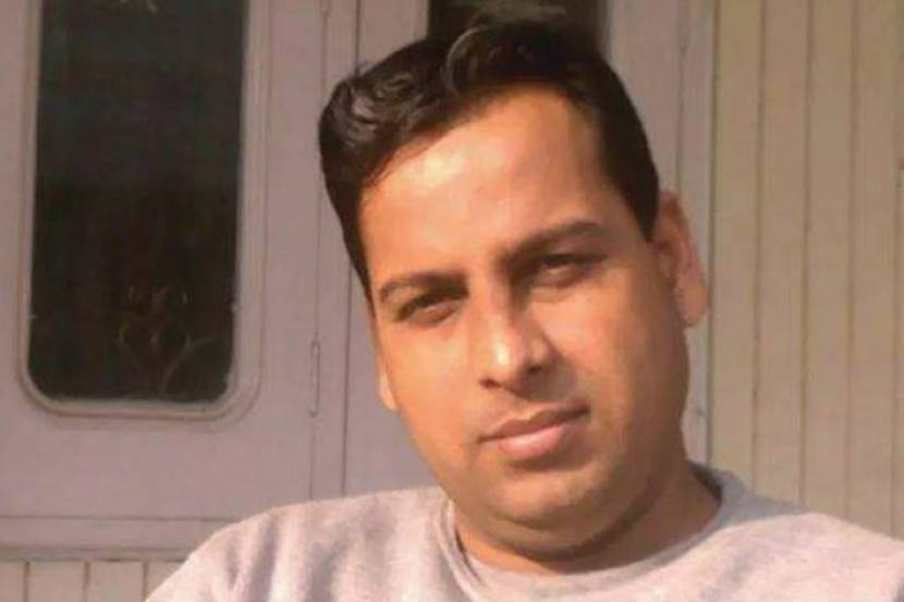 Vivek Tiwari (File Photo)