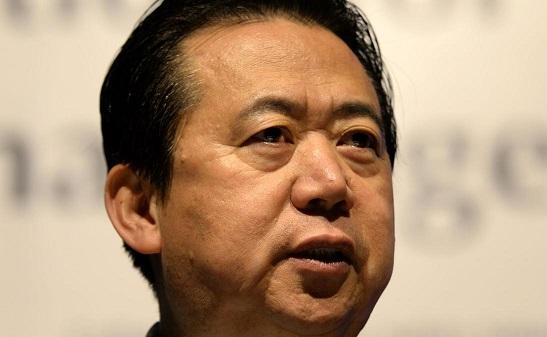 Meng Hongwei (File Photo)