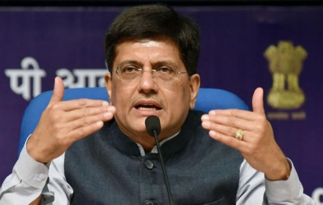 Union Railway Minister Piyush Goyal (File Photo)
