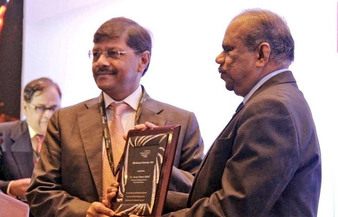 Dr. Anoop Kumar Mittal, CMD, NBCC