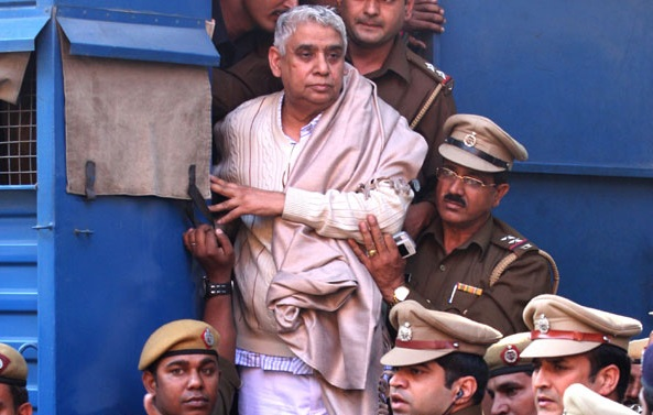 Self-styled godman Rampal (File Photo)