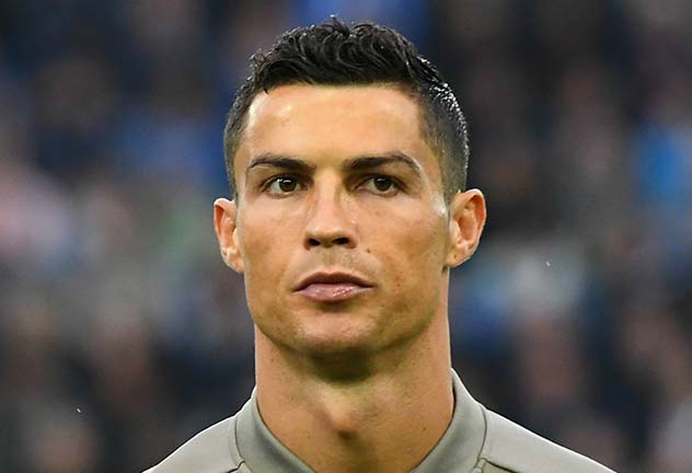 Cristiano Ronaldo (File Photo)