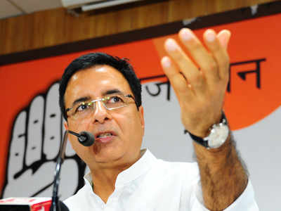 Randeep Singh Surjewala (File Photo)