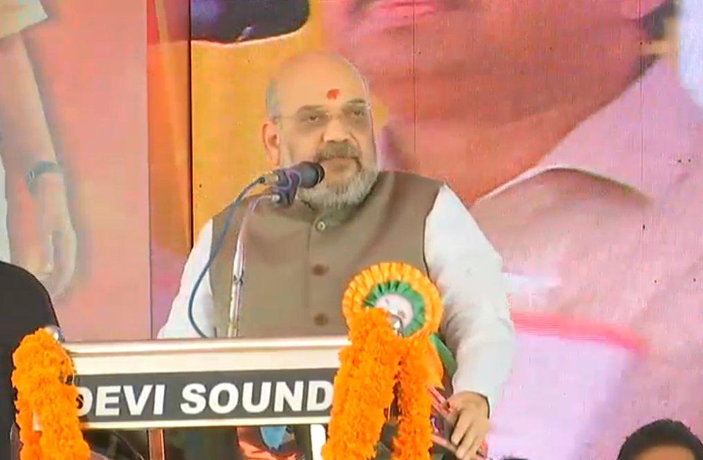 BJP president Amit Shah
