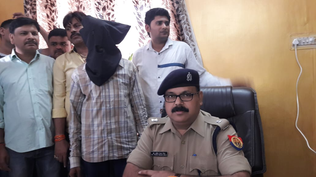 Suspected ISI agent Zahid arrested by Police in Bulandshahr