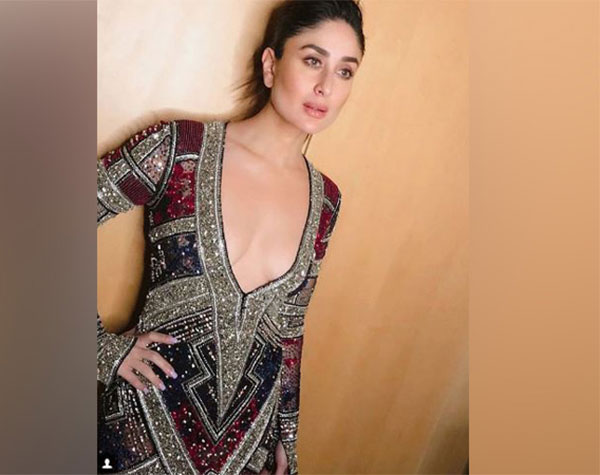 Actor Kareena Kapoor Khan