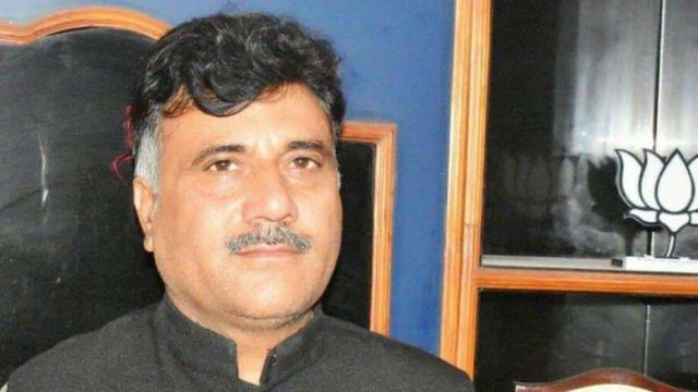 BJP state secretary Anil Parihar