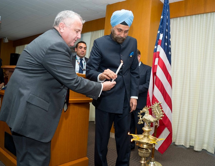 Diwali celebration at US State Department