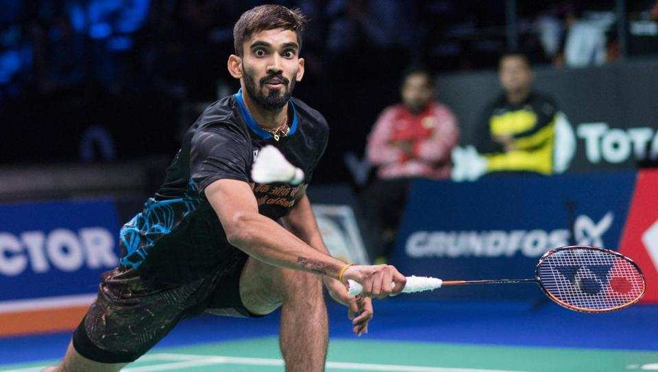 Kidambi Srikanth (File Photo)