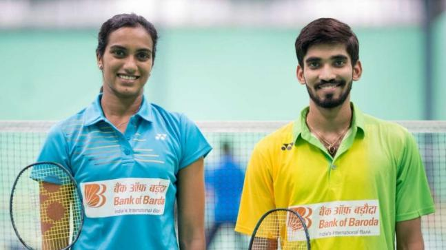 PV Sindhu and Kidambi Srikanth (File Photo)