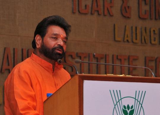 Bharatiya Janata Party leader Ramkrishna Kusmaria (File Photo)