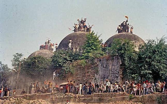 Babri Masjid (File Photo)