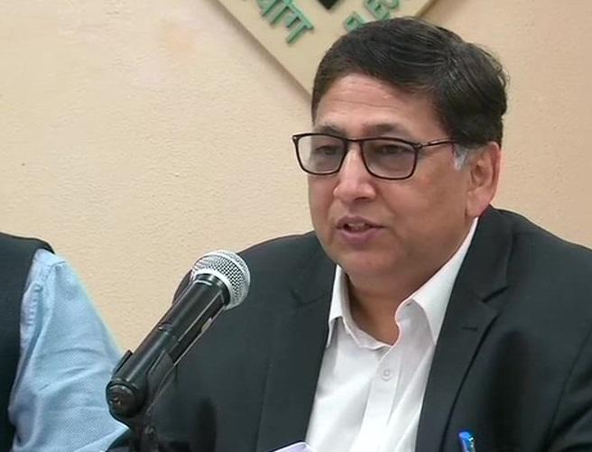 Umesh Sinha, Election Commission
