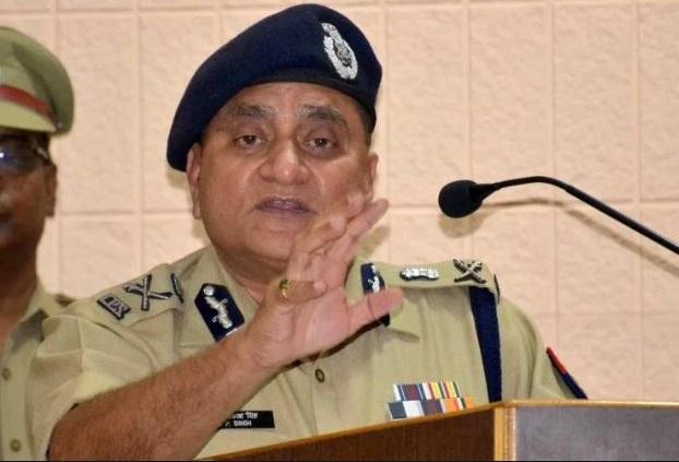 Director General of Police OP Singh
