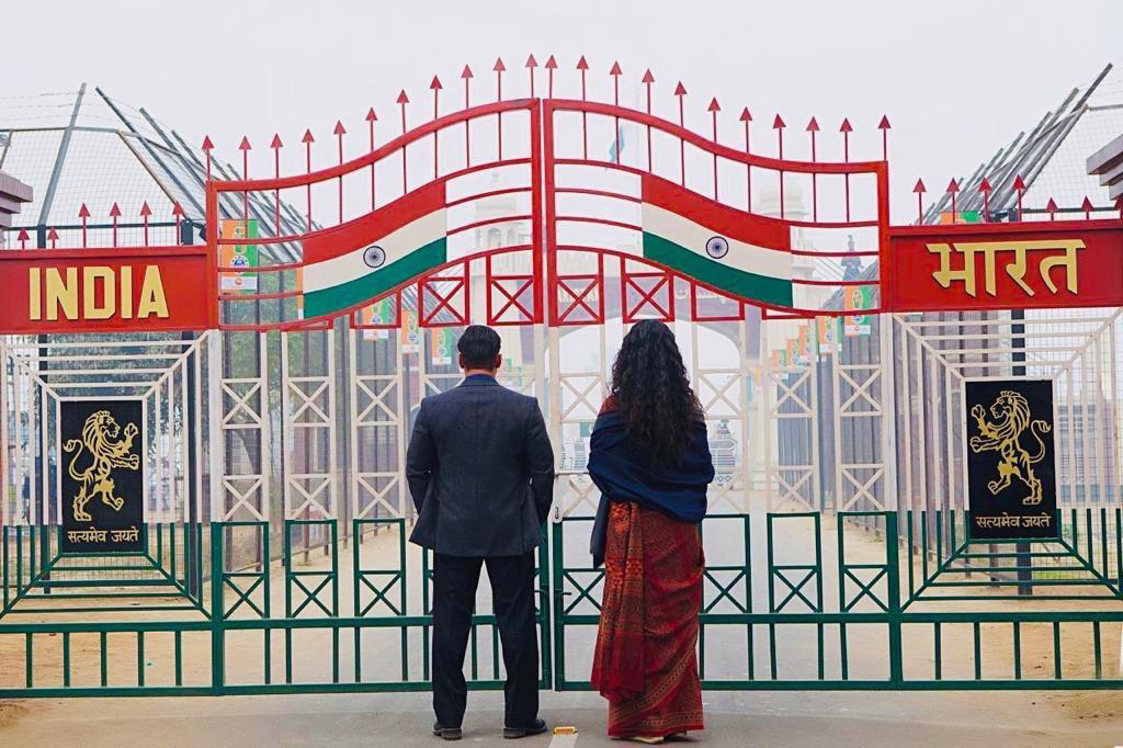 'Bharat' first look