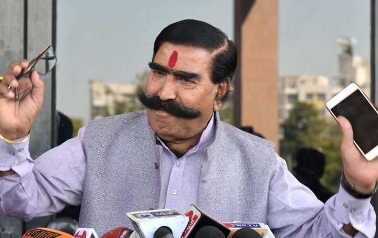 BJP MLA Gyan Dev Ahuja (File Photo)