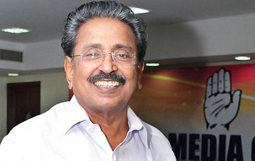 Senior Congress leader M I Shanavas (File Photo)