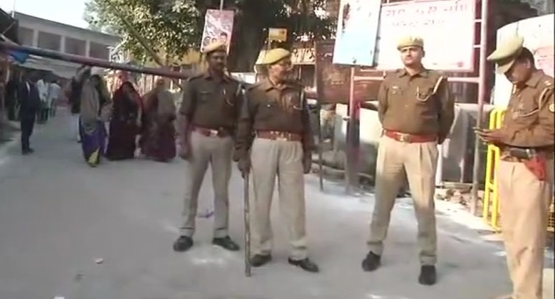 Heavy security deployment in Ayodhya