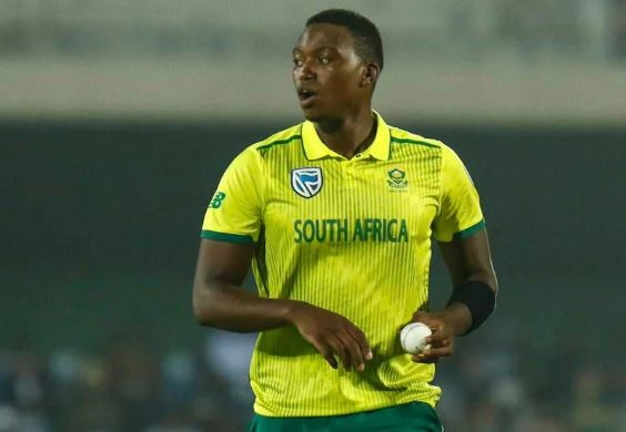 South African bowler Lungi Ngidi
