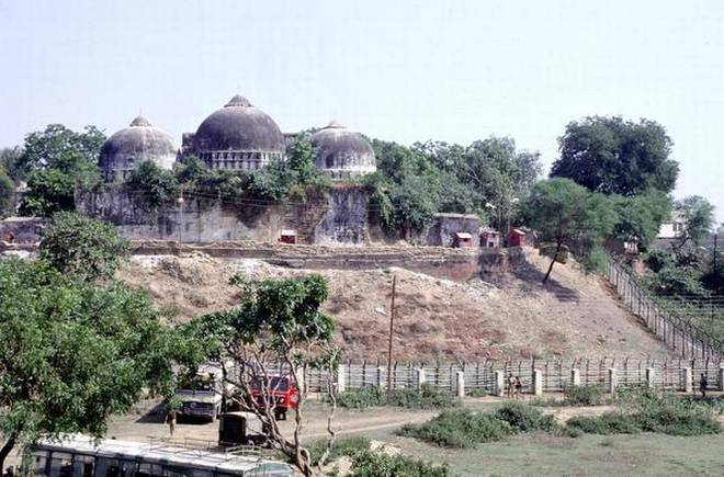 Babri Masjid (File Photo)