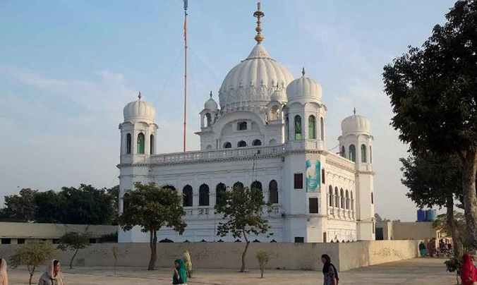 Kartarpur corridor (File Photo)