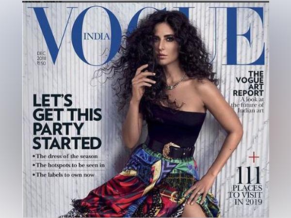 Vogue's December issue