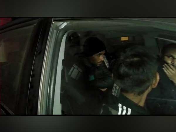 Armyman Jitendra Malik arrested