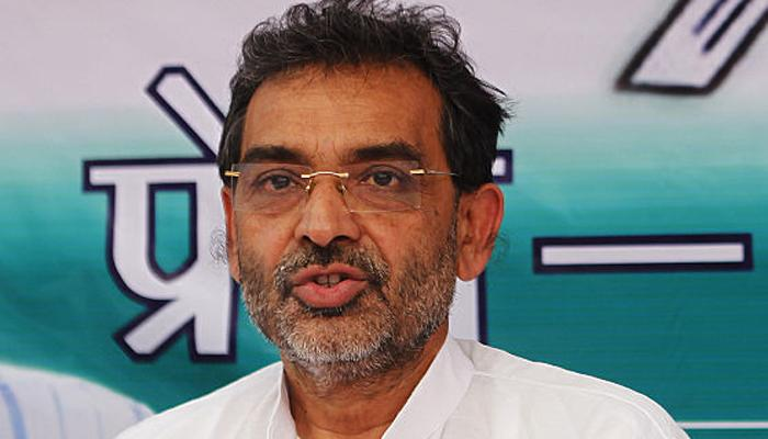 RLSP president Upendra Kushwaha