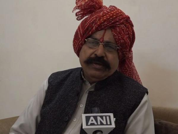 BJP MLA Udaybhan Chaudhary
