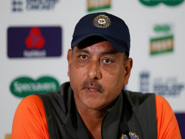 Indian cricket team head coach Ravi Shastri