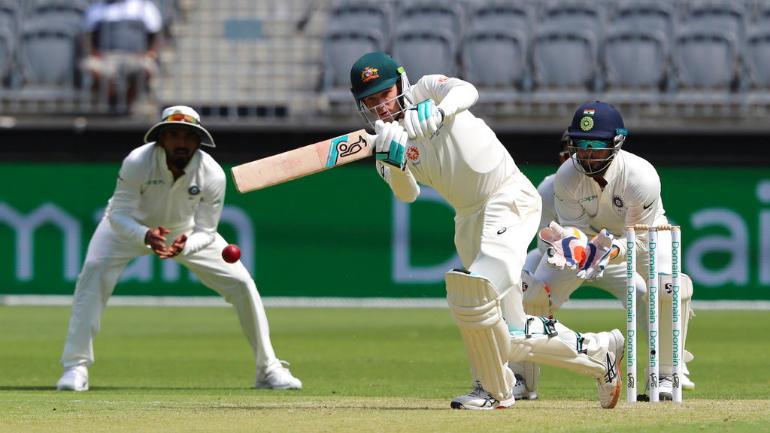Australia wicket-keeper batsmanPeter Handscomb