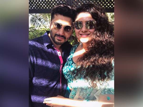 Arjun Kapoor and Anshula Kapoor, Picture courtesy: Instagram