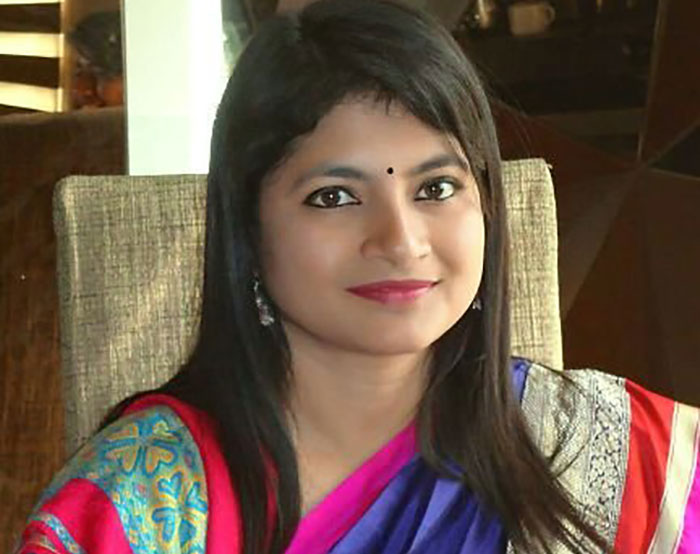 IAS officer B Chandrakala