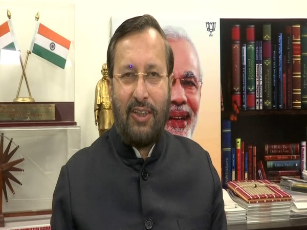 Union Human Resource and Development Minister Prakash Javadekar