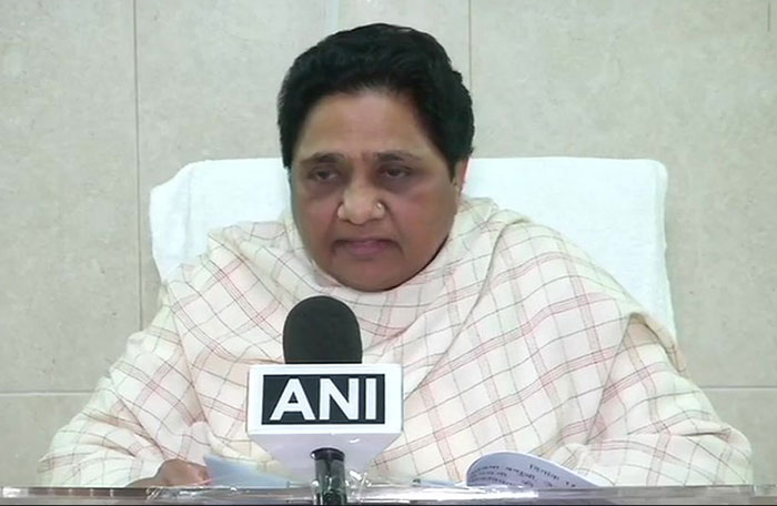Bahujan Samaj Party (BSP) chief Mayawati