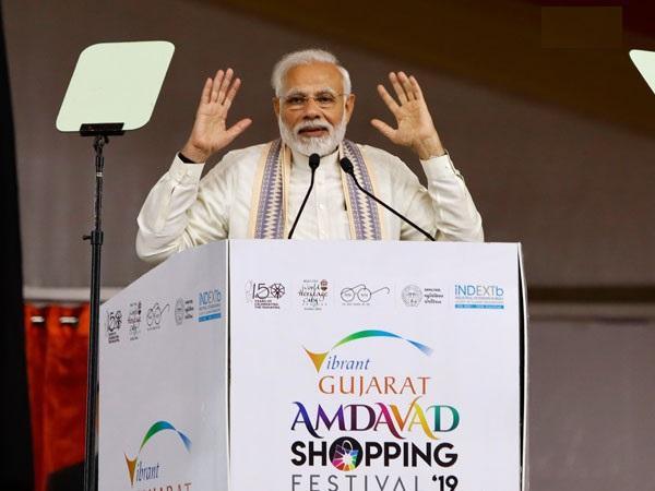 PM Modi at Vibrant Gujarat