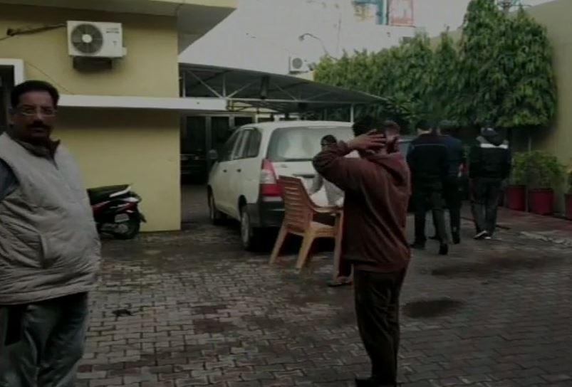 CBI raids underway at former Haryana CM Hooda's residence