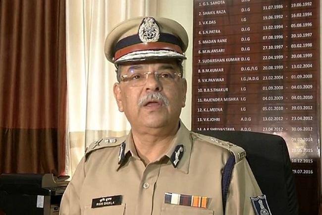 IPS Rishi Kumar Shukla