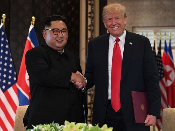United States President Donald Trump and North Korean Leader Kim Jong-un