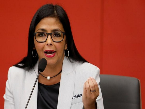 Venezuelan Vice President Delcy Rodriguez