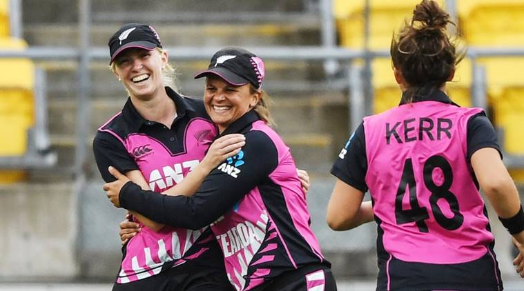 New Zealand women came back strongly to beat India women in first T20I in Wellington