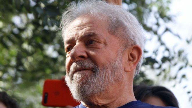 President Luiz Inácio Lula da Silva