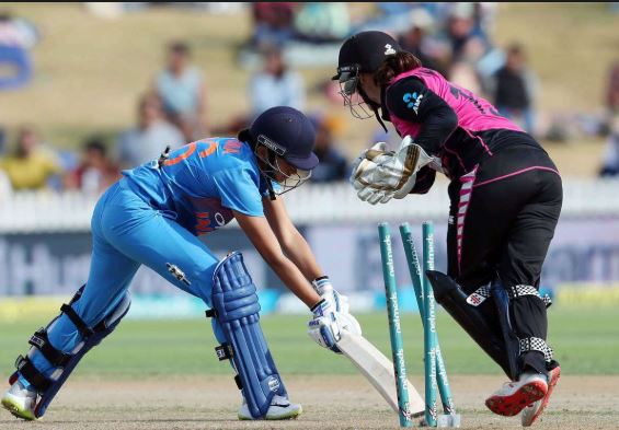 Third Twenty20 international women's cricket match