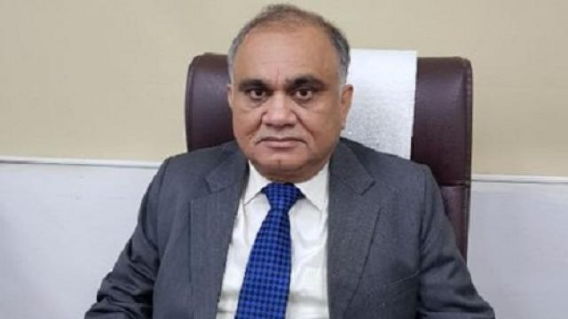 Uttar Pradesh Chief secretary Anup Chandra Pandey