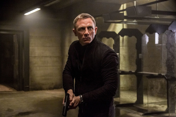 A still from Spectre