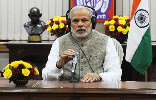 PM Modi to address nation via Mann Ki Baat