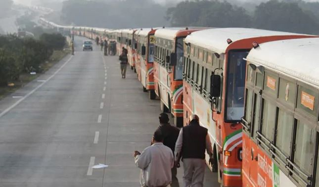 500 buses to parade on 3.2-km stretch for Guinness record