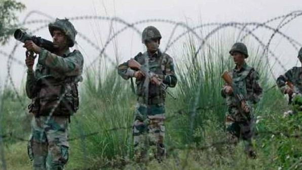 Pak shells Uri sector, one civilian injured