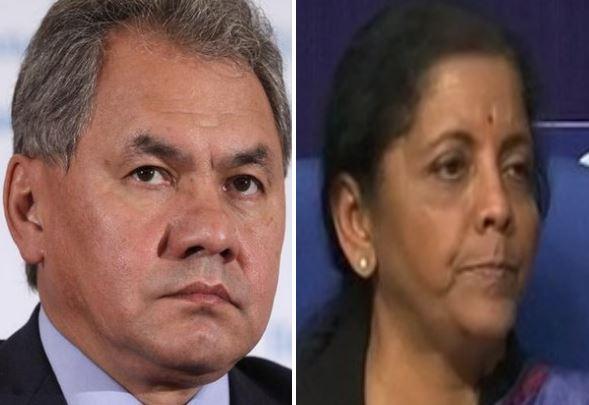 Russian Defence Minister calls up Nirmala Sitharaman