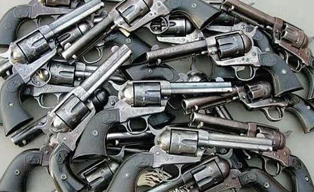 Illegal gun manufacturing unit busted